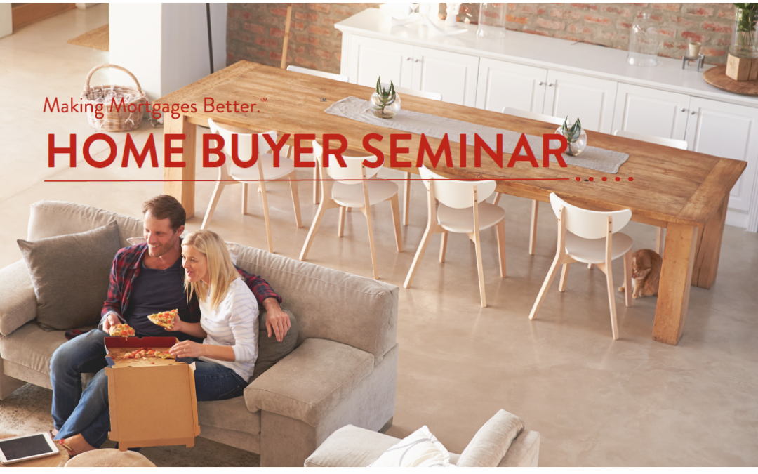 Find out More about our Mortgage & Home Buying Seminar