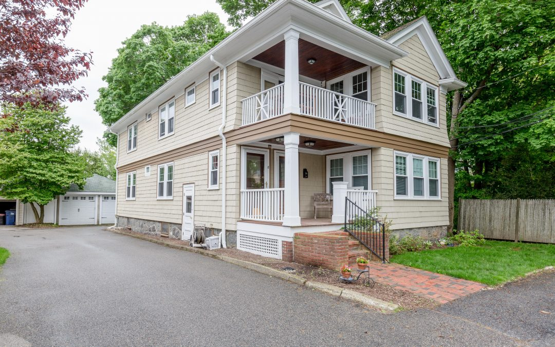 New Rental! 10 Graham Terrace, West Roxbury, MA 02132