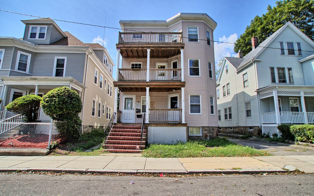 New Rental! 42 Sheffield Road – Unit 3 Roslindale, MA 02131