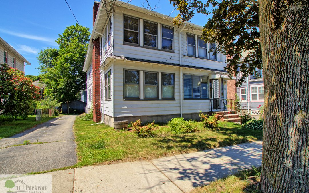New Rental! 352 LaGrange Street – Unit 1 West Roxbury,  MA 02132