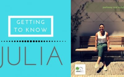 Getting to know Julia