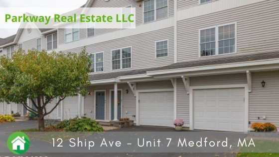 12 Ship Ave – Unit 7 Medford, MA