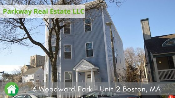6 Woodward Park – Unit 2 Boston, MA