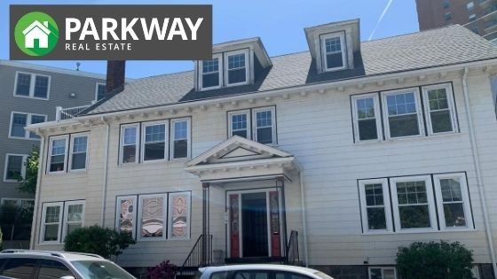 FOR SALE: OFF MARKET Jamaica Plain Multi-family