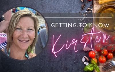 Getting to know Kirsten